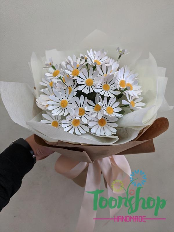 Bó hoa cúc họa mi Tình Yêu Bé Nhỏ