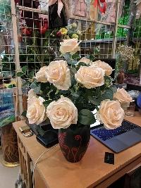 Bình hoa hồng Bốn Mùa Yêu Thương 02