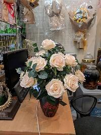 Bình hoa hồng Bốn Mùa Yêu Thương 03