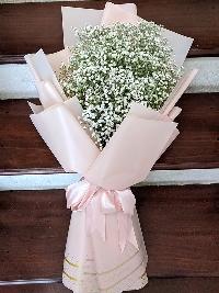 Bó hoa baby Em Về Tinh Khôi 02