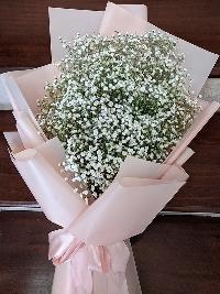 Bó hoa baby Em Về Tinh Khôi 03