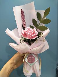 Bó hoa hồng giấy đơn Only You
