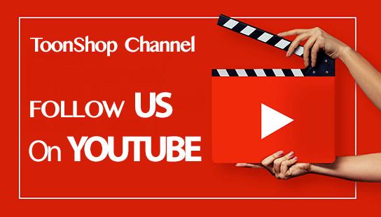 Kênh YouTube của ToonShop